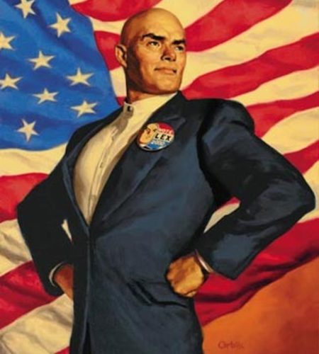 Lex Luthor Casting in Man of Steel 2