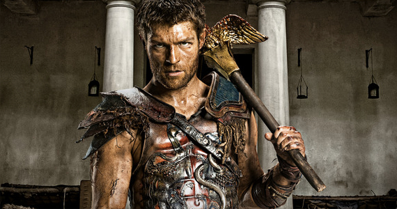 Liam McIntyre Spartacus War of the Damned1 Spartacus: War of the Damned Season Premiere Review – A Mans True Enemy
