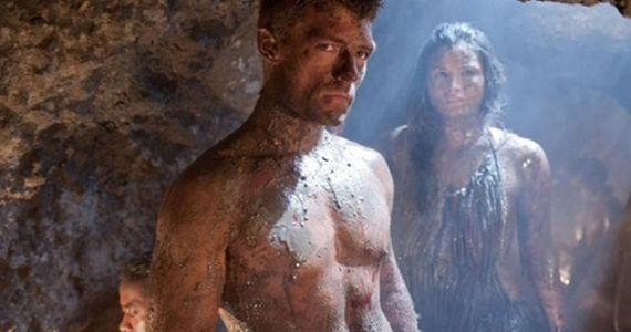 Liam McIntyre and Katrina Law Spartacus Vengeance The Greater Good Spartacus: Vengeance Episode 3: The Greater Good Recap