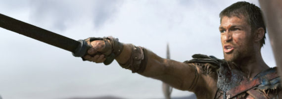 Liam McIntyre as Spartacus in WOTD Victory Spartacus: War of the Damned Series Finale Review
