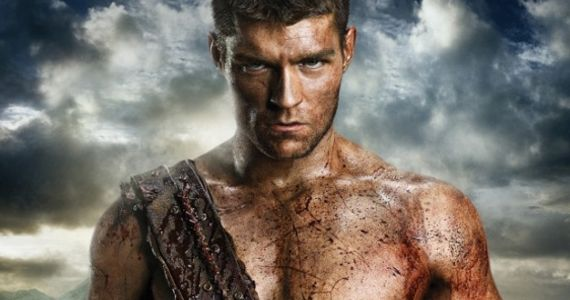 Liam McIntyre in Spartacus Vengeance Starz 10 Deadliest Shows on TV Revealed