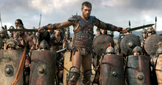 Liam McIntyre in Spartacus WOTD Victory Spartacus: War of the Damned Series Finale Review