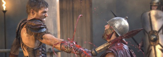 Liam McIntyre in Spartacus War of the Damned Enemies of Rome Spartacus: War of the Damned Season Premiere Review – A Mans True Enemy