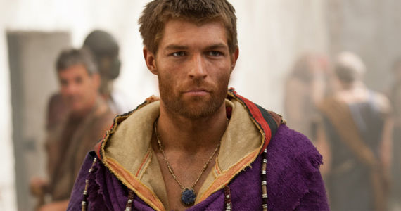 Liam McIntyre in Spartacus Wolves at the Gate Spartacus: War of the Damned Episode 2 Review – Role Reversal