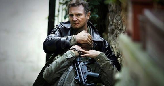 Liam Neeson in Taken 21 Taken 2 Featurette: Liam Neeson Discusses His Characters Motivations