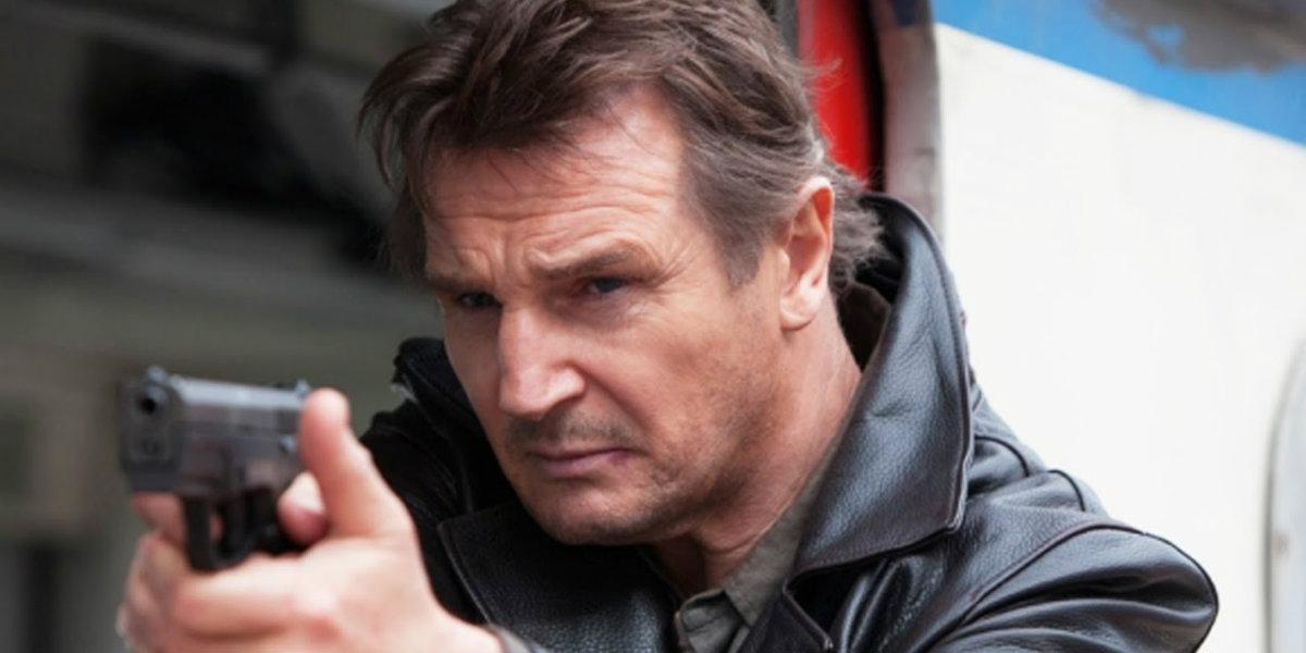 Liam Neeson in 'Taken 3'