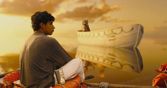 Life of Pi Review starring Suraj Sharma and Richard Parker Life of Pi Review