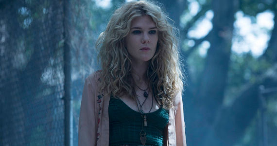 Lily Rabe as Misty Day in AHS Coven Boy Parts American Horror Story: Coven: Necromancy with the Stars