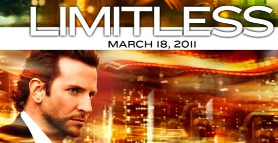 Limitless movie trailer and poster Screen Rants (Massive) 2011 Movie Preview