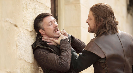 Littlefinger on Game of Thrones Game of Thrones Interviews Reveal Character Motivations & Season 2 Plot