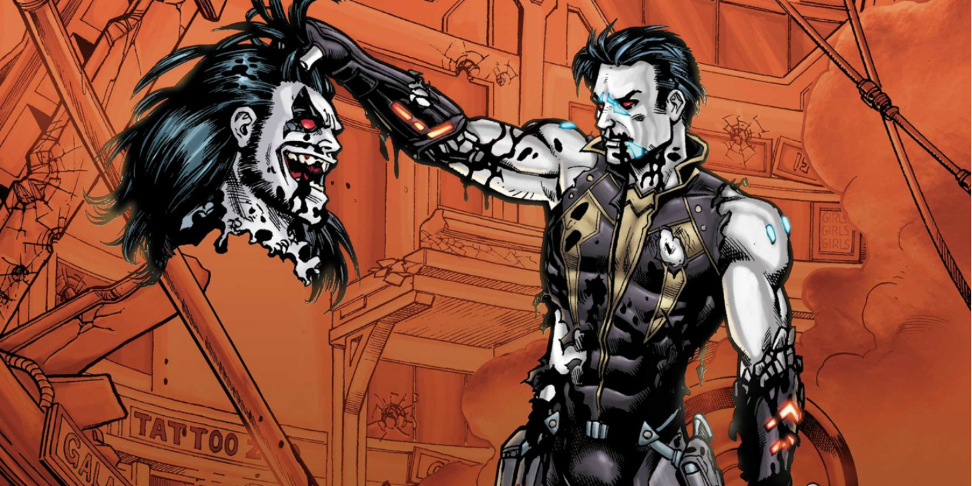 Lobo Dc Related Keywords & Suggestions - Lobo Dc Long Tail Keywords