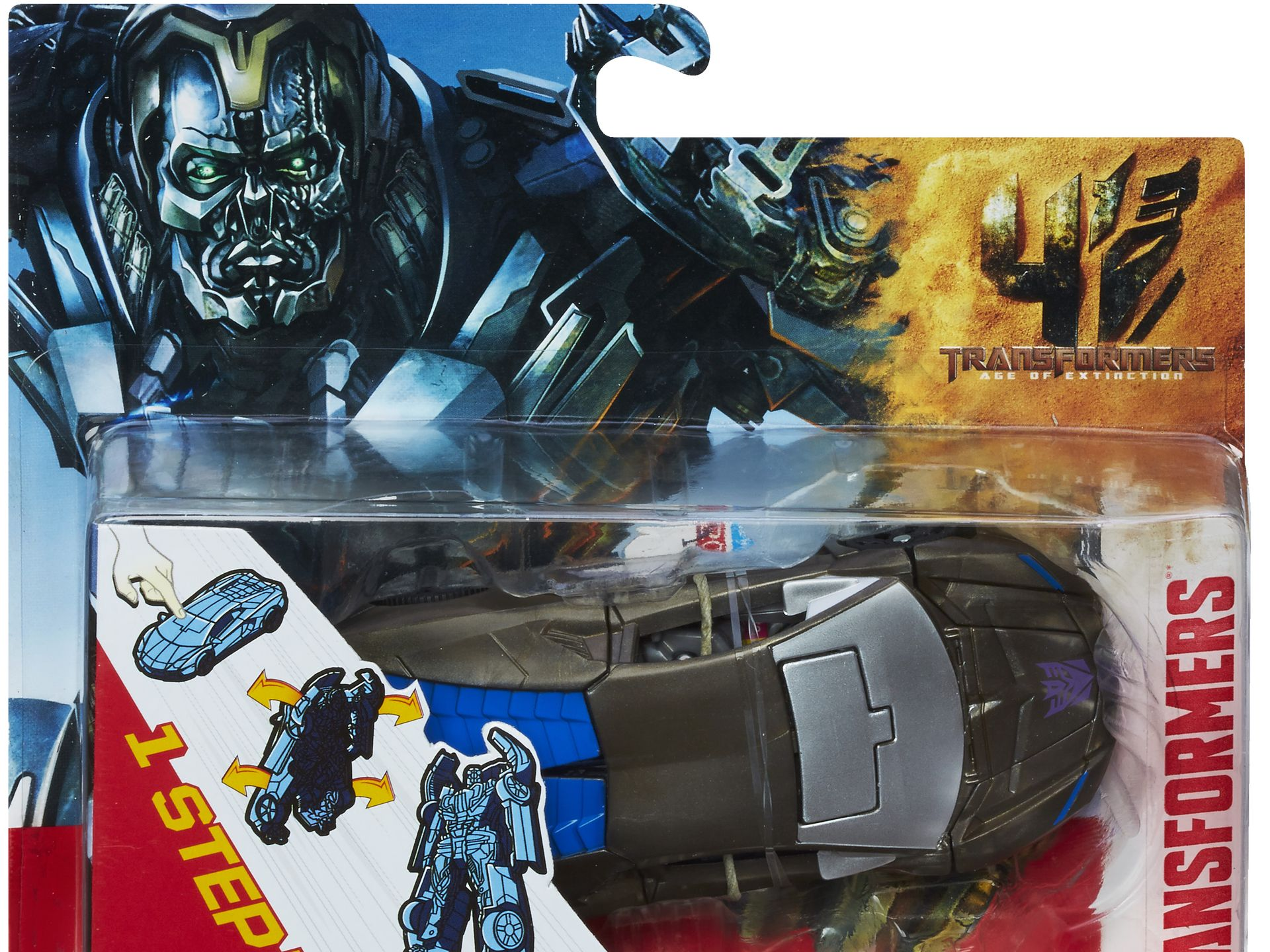 Lockdown Packaging for Transformers 4 Lockdown Packaging for Transformers 4
