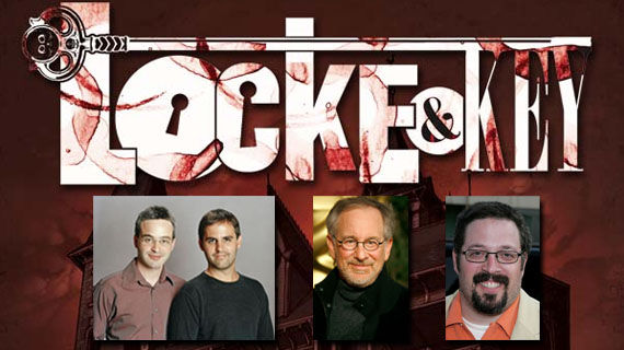 Locke and Key Alex Kurtzman Roberto Orci Steven Spielberg Josh Friedman Kurtzman and Orci Making Locke & Key TV Series Instead of a Movie