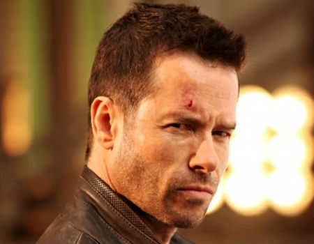 Lockout Photo 450x350 Guy Pearce Calls His Iron Man 3 Role Cameo Stuff