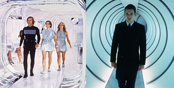 Logans Run Gattaca Gattaca Director Making New Sci Fi Film, Im.mortal