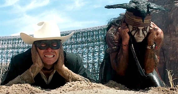 Lone Ranger Cast and Crew Blame Critics for Box Office Flop The Lone Ranger Cast & Filmmakers Blame Critics for Box Office Failure