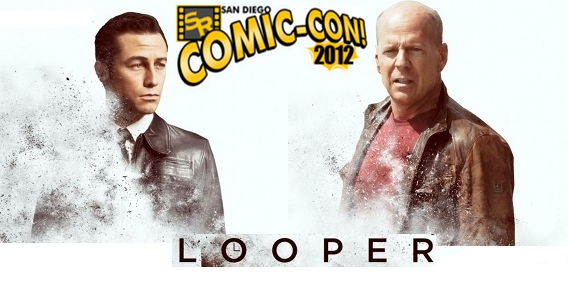 Looper: Rian Johnson & Joseph Gordon Levitt Talk Transforming Into Bruce Willis