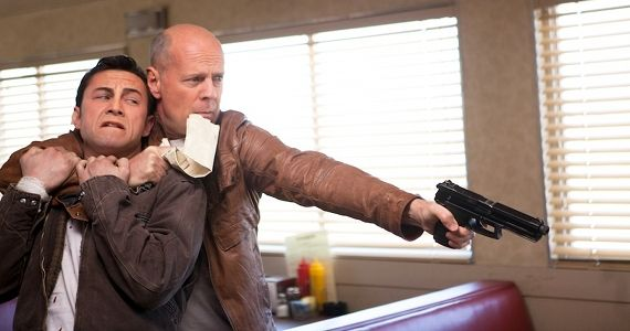Looper Review starring Bruce Willis and Joseph Gordon Levitt Michael Bay Producing Time Travel Found Footage Flick Almanac