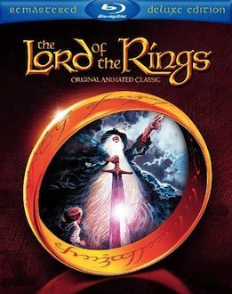 Lord of the Rings Animated DVD box art DVD/Blu ray Breakdown: April 6, 2010