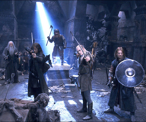 Lord of the Rings Fellowship of the Ring (2)