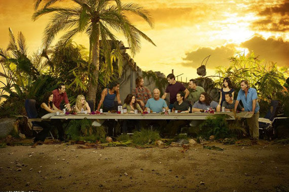 Lost Season 6 The Last Supper promo image2 Lost   The Last Supper