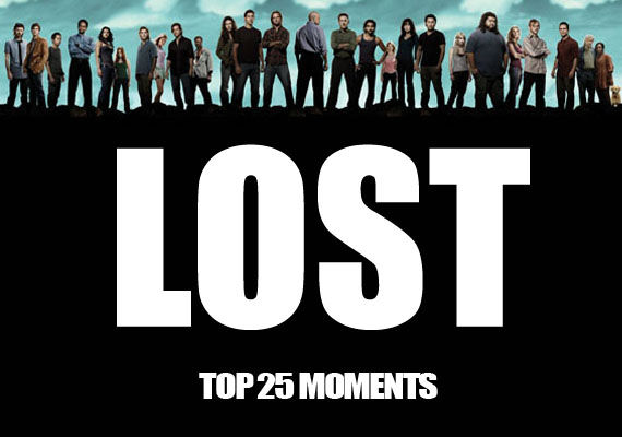 Lost Top 25 moments Top 25 Moments From 6 Years of Lost