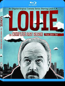 Louie Season 1 DVD Blu ray DVD/Blu ray Breakdown: June 21, 2011