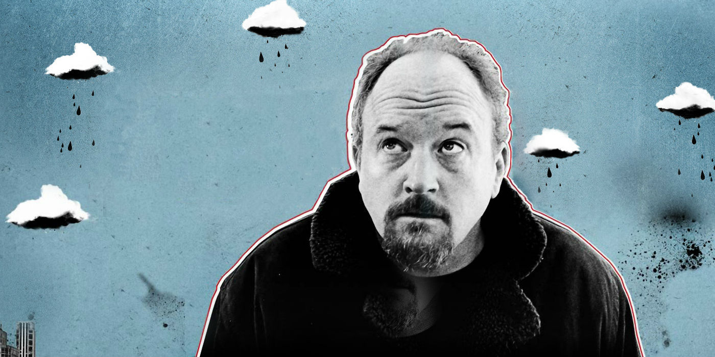 Louie FX series poster