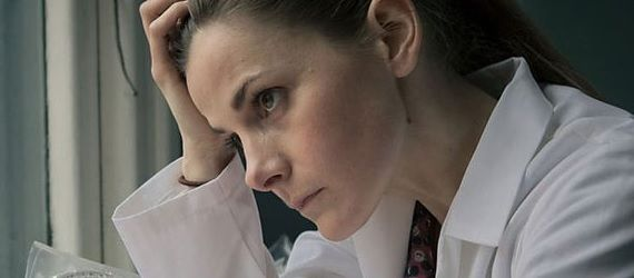 Louise Brealey as Molly Hooper in The Empty Hearse Sherlock Season 3 Premiere: The Empty Hearse Review