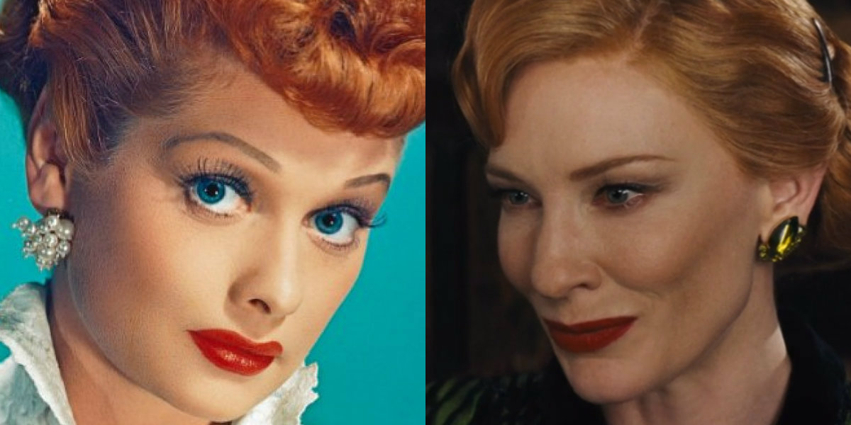 Lucille Ball new movie