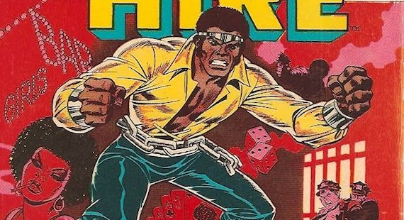 Luke Cage Hero For Hire Issue One The Quentin Tarantino Luke Cage Film that Never Was