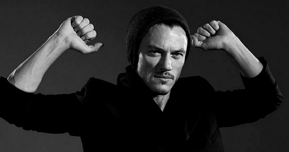 Luke Evans Luke Evans Will Star in The Crow Reboot