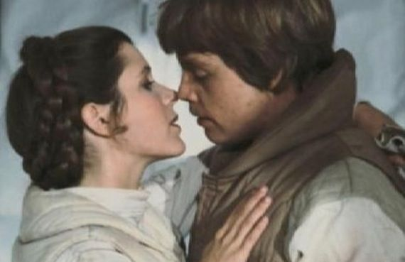 Luke Skywalker and Princess Leia Star Wars twins Our 8 Favorite Movie Twins & One Pair We Hate