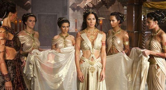 Lynn Collins as Dejah Thoris in John Carter