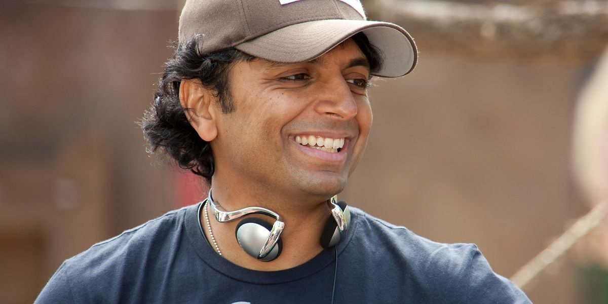M Night Shyamalan M. Night Shyamalan on ...