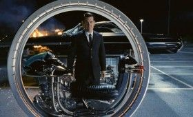 MIB 3 Bike 280x170 Barry Sonnenfeld Reveals Men in Black 3 Alien Cameos; New Images
