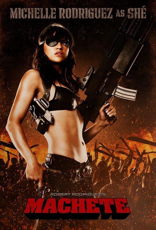 Machete - a film by Robert Rodriguez  Machete-character-poster4-Michelle-Rodriguez