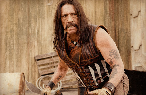 Machete website image1 Danny Trejo Official Machete Website Reveals New Images