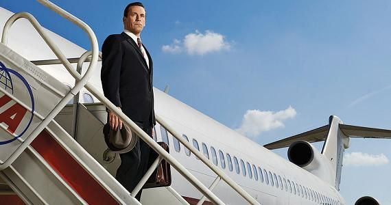 Mad Men Draper Season 3 Mad Men Final Season Promo Images: Leave the World Behind