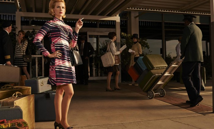 Mad Men Season 7 Betty 700x425 Mad Men Final Season Promo Images: Leave the World Behind