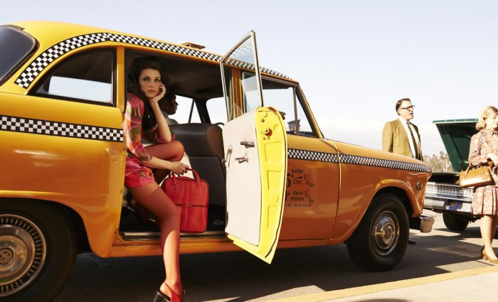Mad Men Season 7 Megan 700x425 Mad Men Final Season Promo Images: Leave the World Behind