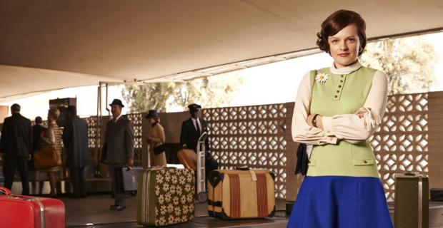 Mad Men Season 7 Peggy Header Mad Men Final Season Promo Images: Leave the World Behind