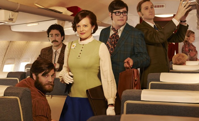 Mad Men Season 7 Peggy and Harry 700x425 Mad Men Final Season Promo Images: Leave the World Behind
