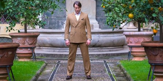 "Even if NBC just canceled Hannibal, creator Bryan Fuller still has big, ""cool"" p..."