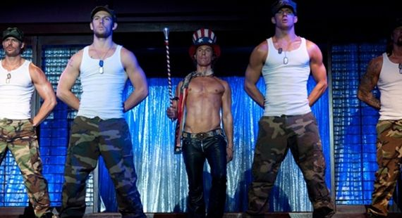 Magic Mike starring Channing Tatum Alex Pettyfer Matthew McConaughey Joe Manganiello Screen Rants (Massive) 2012 Movie Preview