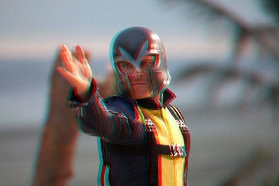 Magneto 3D Effect 570x381 Will X Men: Days of Future Past Shoot in 3D and 48fps?