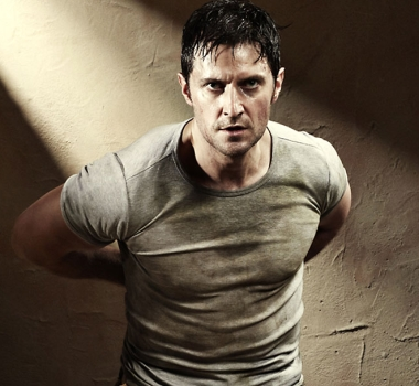 Man of Steel 2 Older Batman Richard Armitage