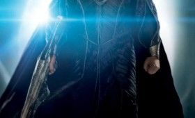 Man of Steel Character Poster Jor El 280x170 New Man of Steel & The Wolverine Character Posters