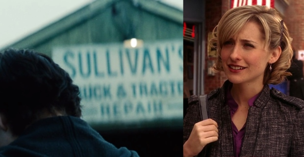 Man of Steel Easter Egg Chloe Sullivan Man of Steel Easter Eggs, Trivia & References