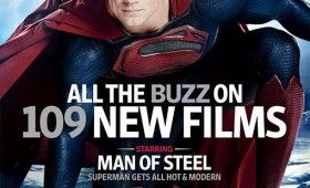 Man of Steel Entertainment Weekly Cover 280x170 No Kryptonite in Man of Steel; Superman Lost & Angry; Powers Not Kryptonian? [Updated]